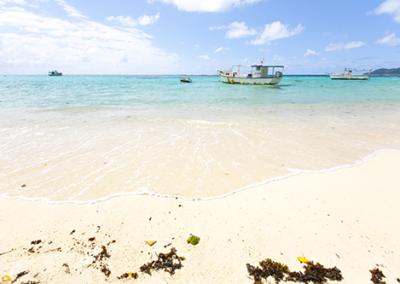 Bateaux de pêche, Seychelles